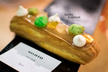 Savour 2015: Janice Wong Sweets—Mojito Eclair