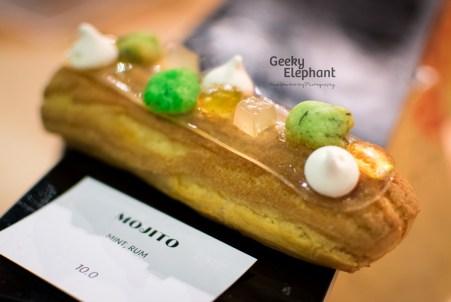 Savour 2015: Janice Wong Sweets—Mojito Eclair