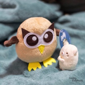 Owly makes a new friend
