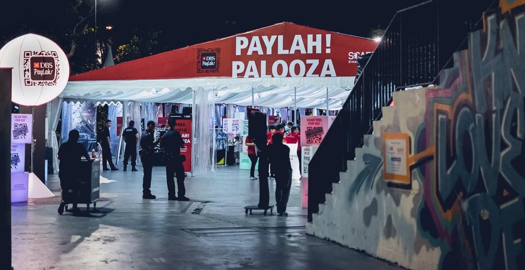 DBS PayLah!Palooza