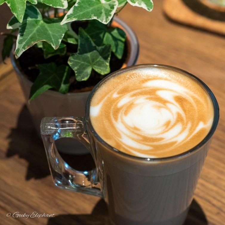 Sprigs: Latte