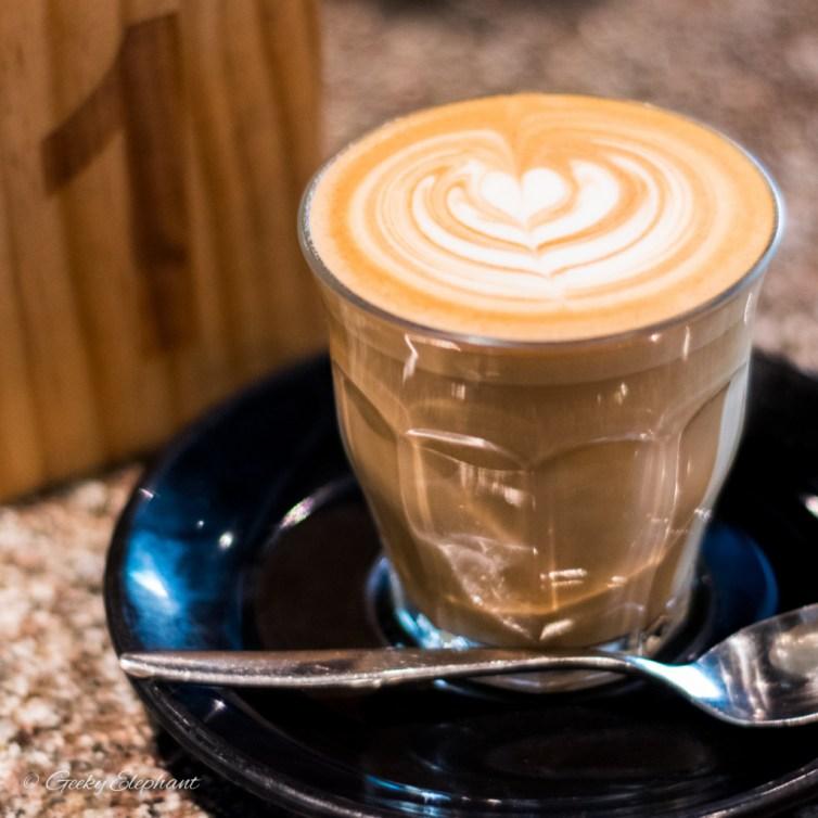 Artisan Boulangerie Co.: Latte