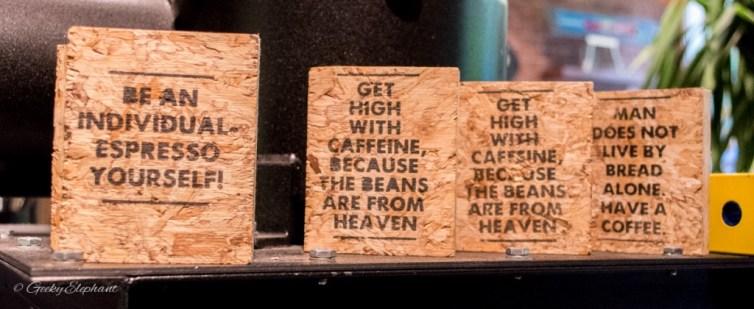 La Ristrettos Coffee Boutique