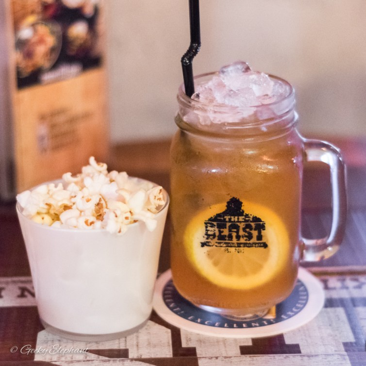 The Beast: Southern Sweet Tea
