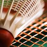 Badminton My Way to Burn Calories