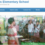 Manuel A. Roxas Elementary School featured at Joomla Community
