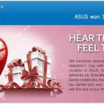 Heart Warming Deals from ASUS