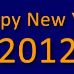 Happy New Year 2012 Everyone!
