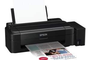 Epson L110 Series