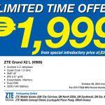 ZTE Grand XL Sale