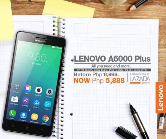 smartphone-Lenovo-A6000-Plus-Php5,888