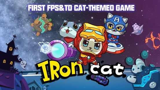 First Iron Cat: First Person Shooter Tower Defense