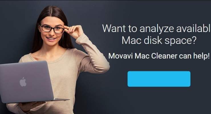 Movavi Mac Cleaner