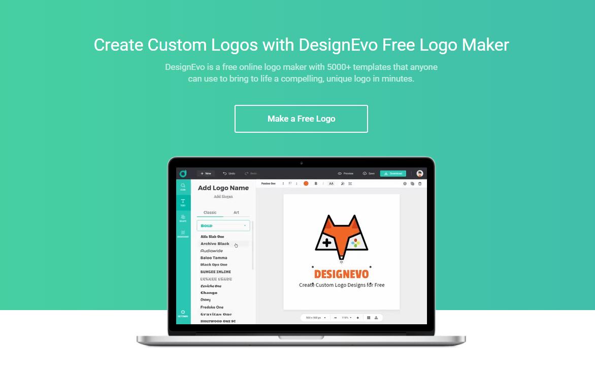 Best Website To Create Beautiful Logo Designs