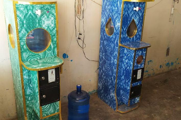 Water Vending Machine Piso Water