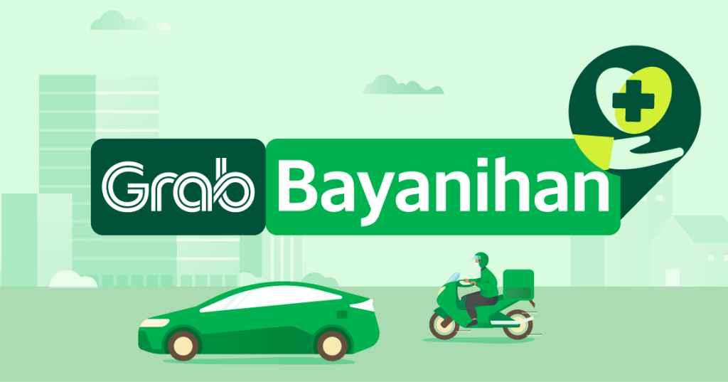 Grab Bayanihan for health workers