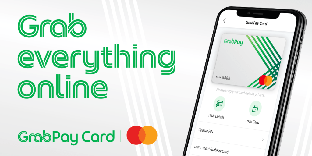 GrabPay Card powered by Mastercard