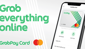 GrabPay Card Online Payment