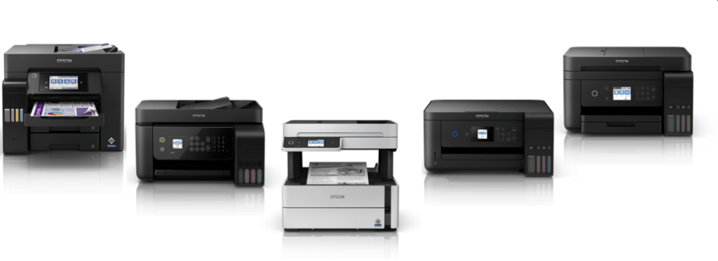 Epson High Capacity Ink Tank Inkjet Printer