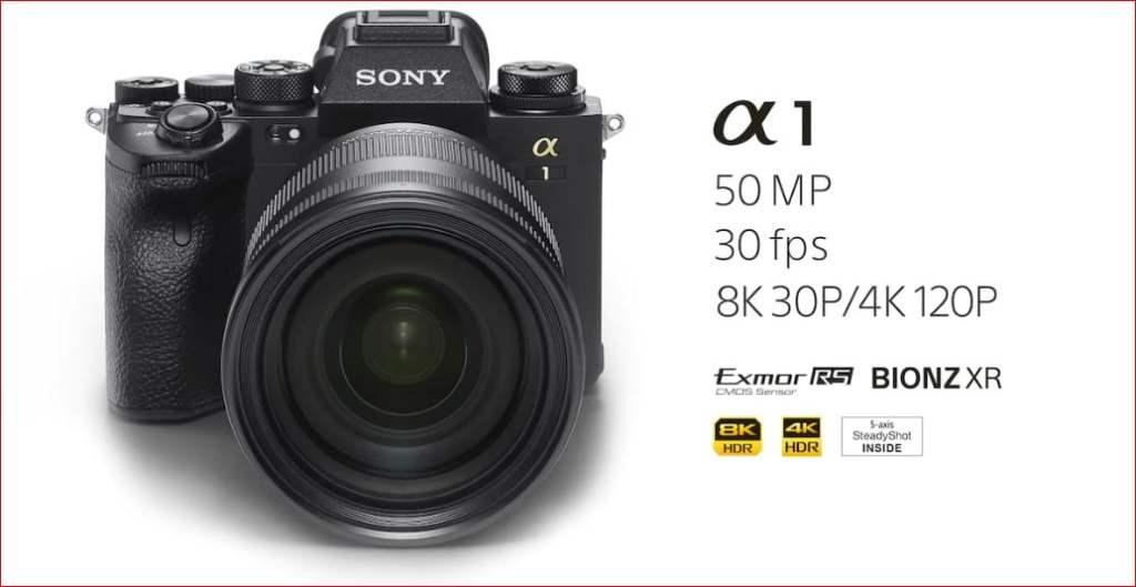 Sony Alpha 1 Camera
