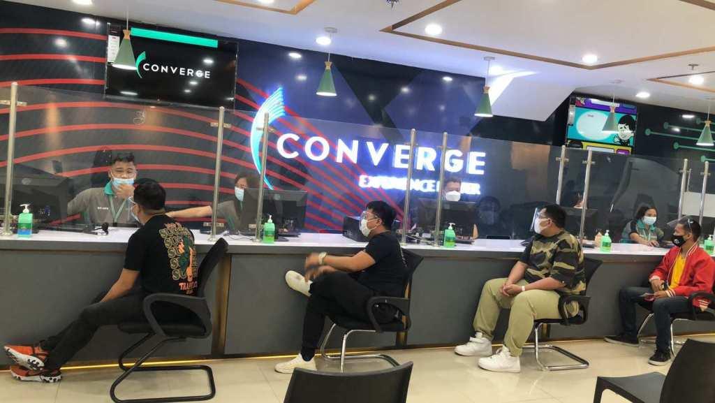 Converge ICT Fiber