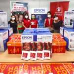 Epson Save the Children New Normal