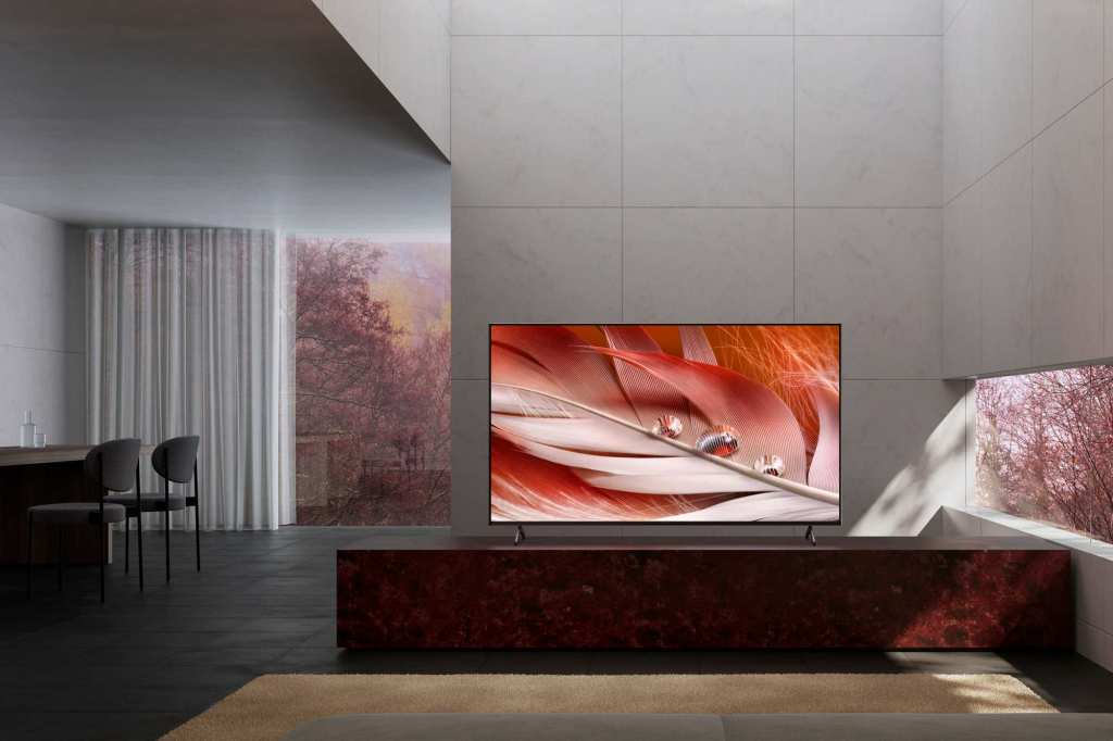 Sony BRAVIA X90J 4K LED TV Priced!