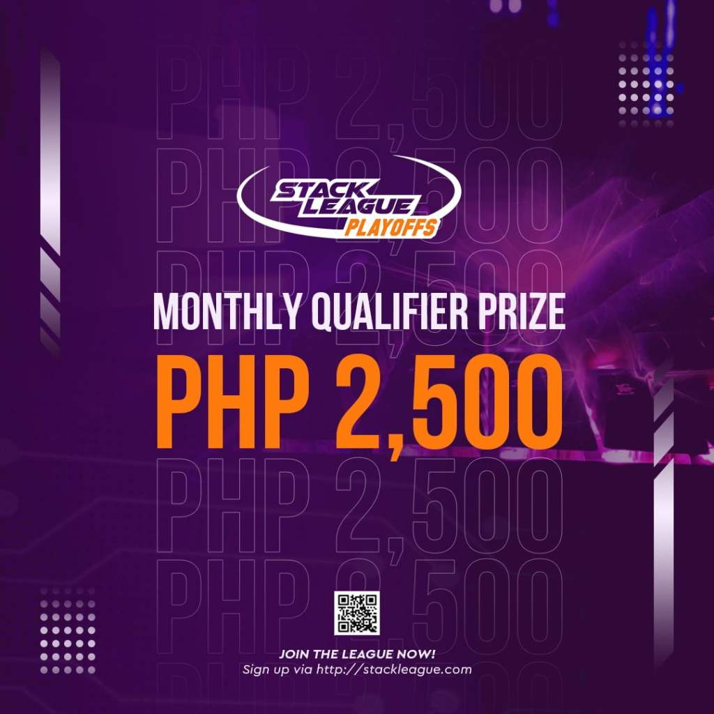 StackLeague Qualifier Prize