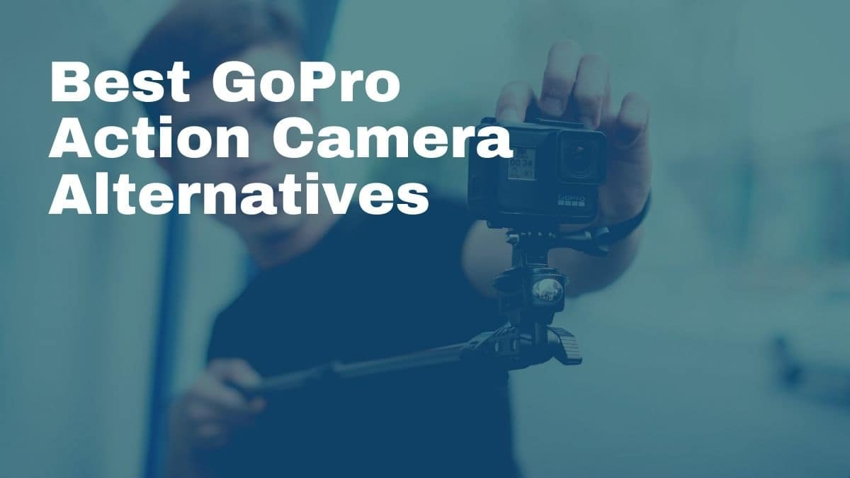Best GoPro Action Camera Alternatives in India