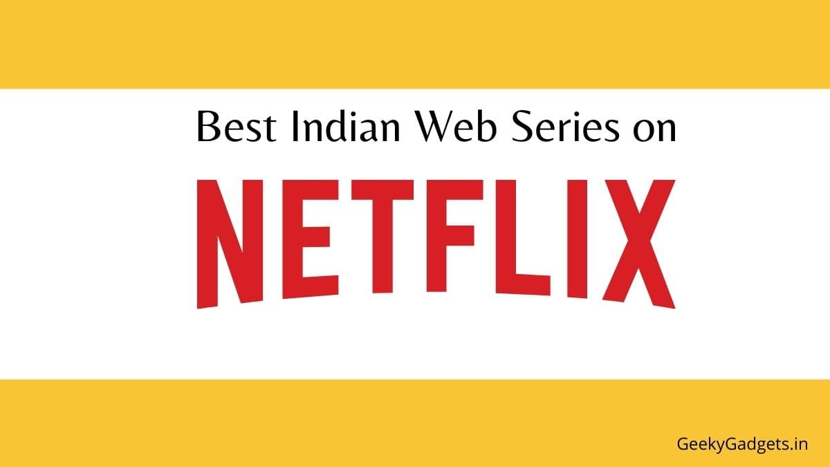 Netflix original Indian series