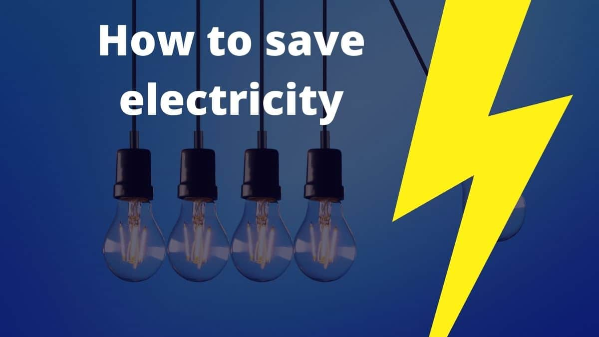 How to save electricity at home practical tips by Geeky Gadgets