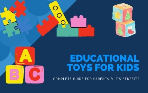 Educational Toys for Kids in India - Complete Guide