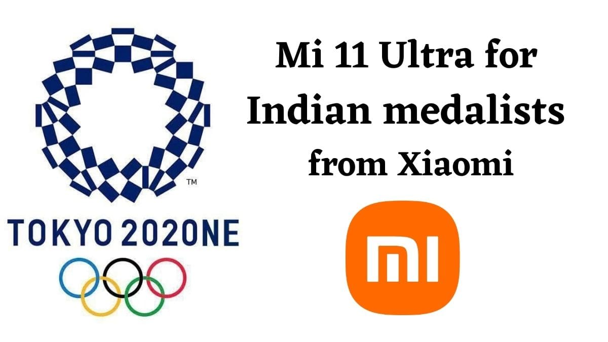 Mi 11 Ultra for medalists from Xiaomi India