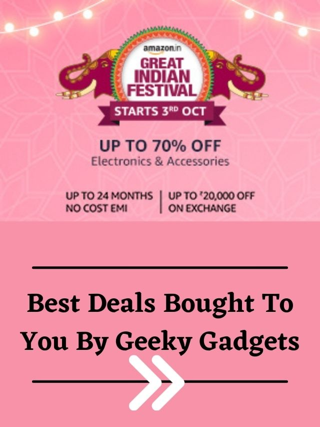 Best Deals Bought To You By Geeky Gadgets