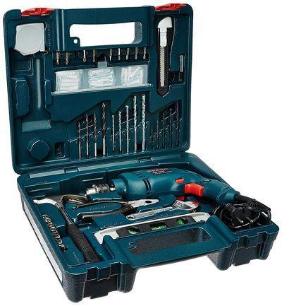 Bosch GSB 500W 10 RE Professional Tool Kit