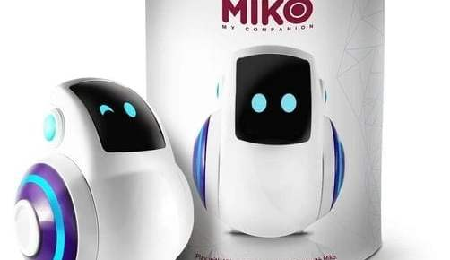 MIKO - India's First Companion Robot, robot toys for kids