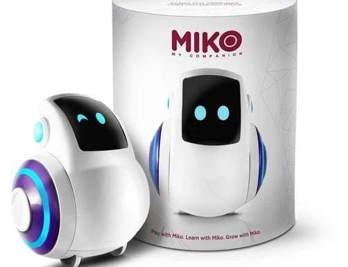 Emotix Miko 2 Reviews- Companion Robot toy for Kids