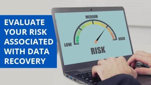 Risk free data recovery