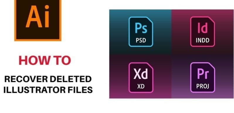How to Recover Deleted Illustrator Files [Sponsored]