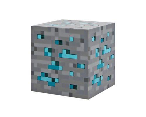 Minecraft Light-Up Diamond Ore From Think Geek, latest gadgets in the india market