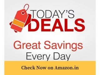 Amazon Todays lightening deals, Geeky Gadgets