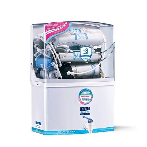 KENT Grand 8-Litres Wall-Mountable RO - UV UF - TDS Controller, best water purifiers in india for home