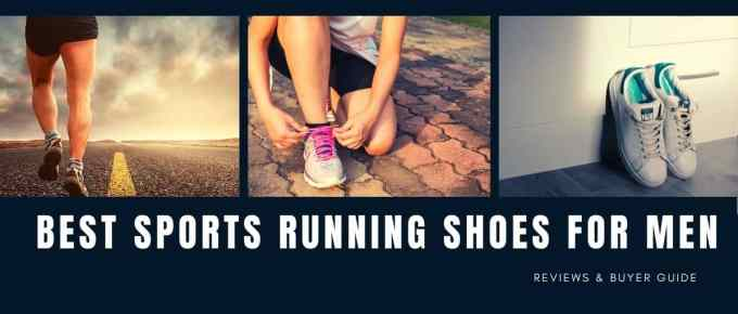 Top 11 Best Sports Running Shoes For Men In India
