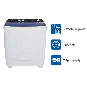 Best Semi-Automatic Washing Machines in India Under 15000 [Reviews & Buyer Guide] 5