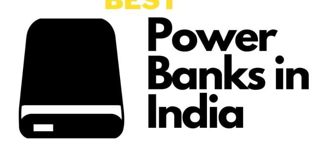 10 Best Power Banks with Fast Charging in India