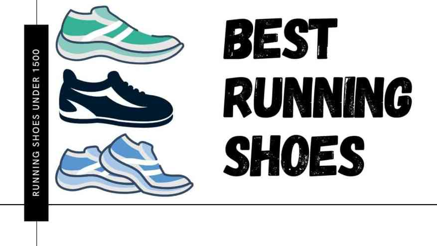 Best Running Shoes under Rs 1500 3