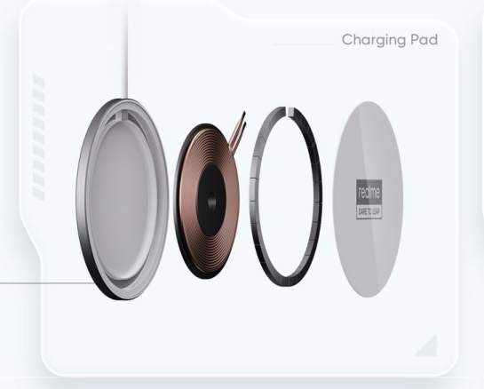 Realme introduced the new MagDart charging technology 1