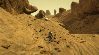 Lifeless Planet - Shiny object
