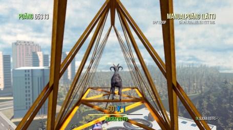Goat Simulator screenshot Jump! Jump! Jump!