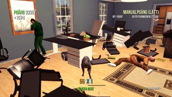 Goat Simulator screenshot Mayhem!